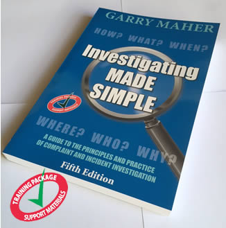 Investigating made simple - the book